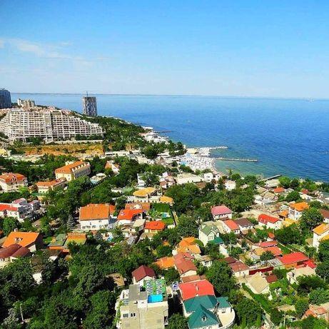 Посуточно квартира в Аркадии Одесса! Прямой вид моря! Своя