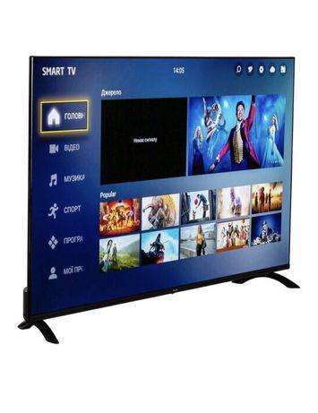 Телевизор Bravis 4K UHD Smart TV