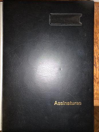 Classificadores de documentos em fole