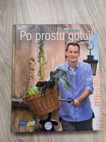 Książka Po prostu gotuj Pascal Brodnicki część 2