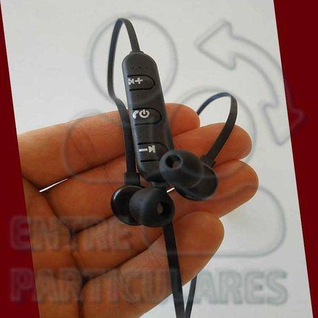 Bluetooth Fones Desporto - Auriculares Ipods Auscutadores P0031P