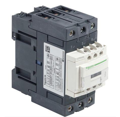 Контактор (пускатель) Schneider electric (шнайдер) LC1D65АF7 3P 110V