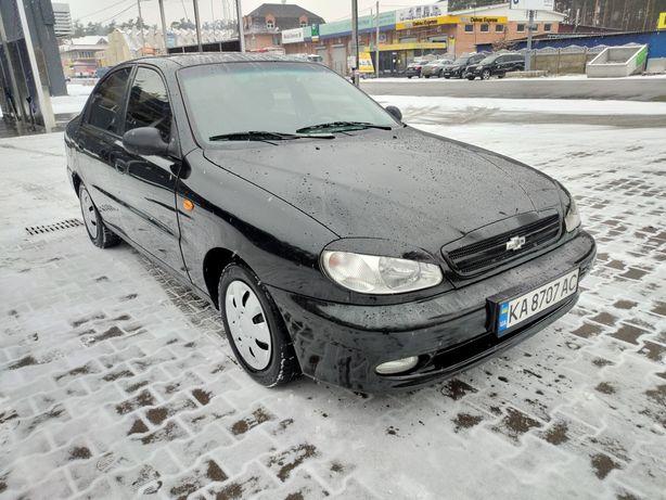 Daewoo Lanos SE 2007 1.5 газ евро4 в отличном состоянии