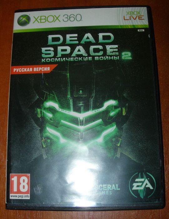 Dead Space 2. На двух Дисках. Для для LT 3.0 ХBOX360 Киев - изображение 1