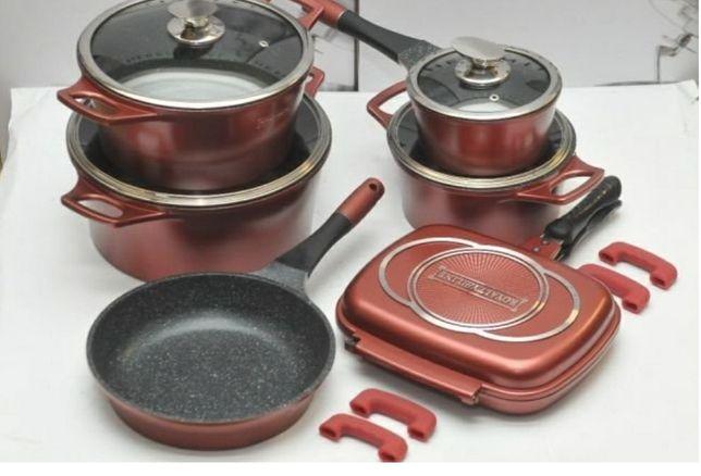 Набор посуды кастрюль Royalty Line Акция