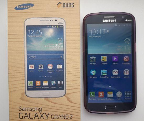 Samsung Galaxy Grand 2 SM-G 702ZK