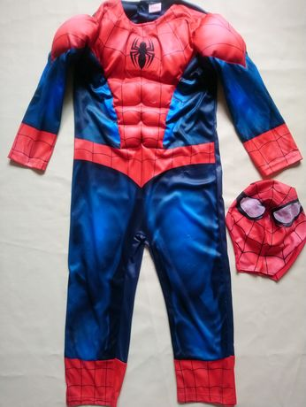 Spiderman Marvel Спайдермен на 6-7 років