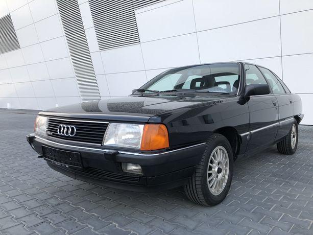 Legendarne Audi 100 c3 2.2 turbo quattro piękne Unikat