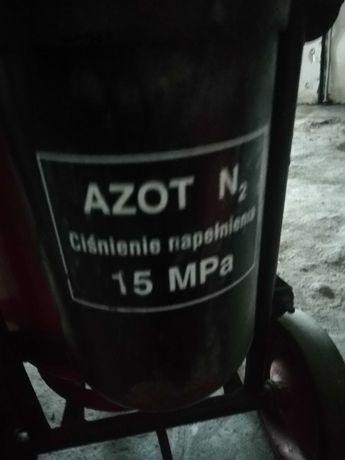 Proszkowy Agregat Gaśniczy AP-25Z