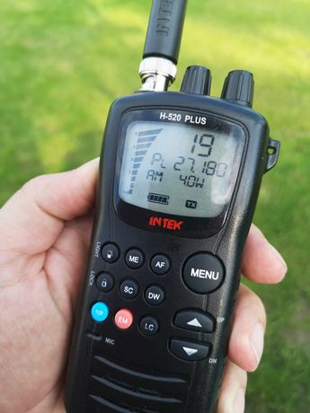 Cb radio INTEK H-520 PLUS ręczniak