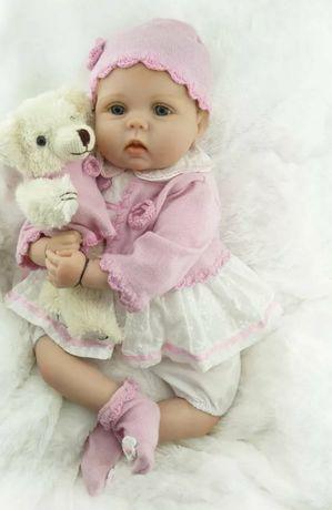 Кукла пупс Реборн-55см