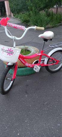 Продается детский велосипед caramel