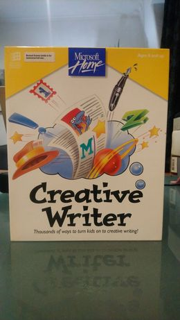 Creative Writer Microsoft