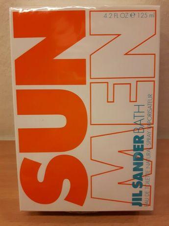 Jil Sander Sun Bath 125ml edt unikat 2015r