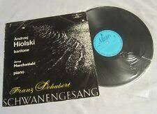 Andrzej Hiolski, Gustav Mahler, Lieder Eines Fahrenden Gesellen i Ruck