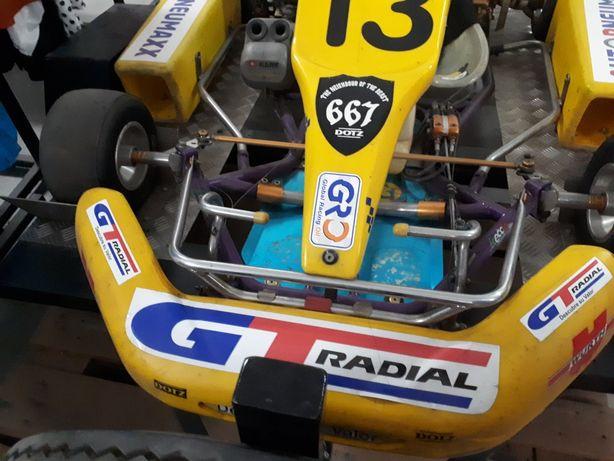Kart 100 CC Motor IAME PARILLE