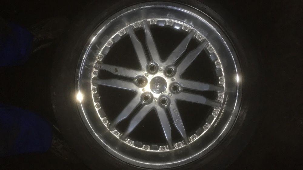 Диски R22 на Mitsubishi Pajero Межгорье - изображение 1