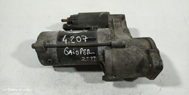 Motor De Arranque Hyundai Galloper Ii (Jk-01)