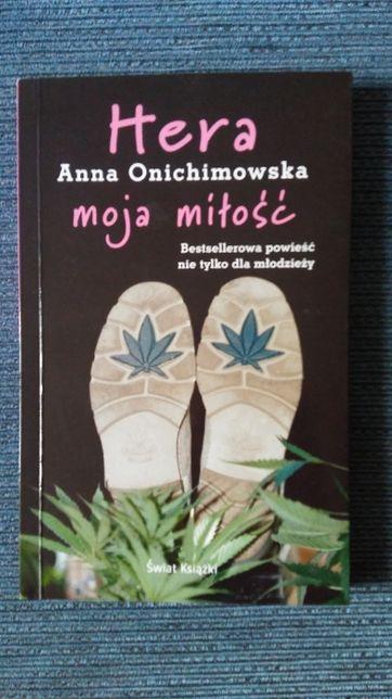 Hera moja miłość, Anna Onichimowska