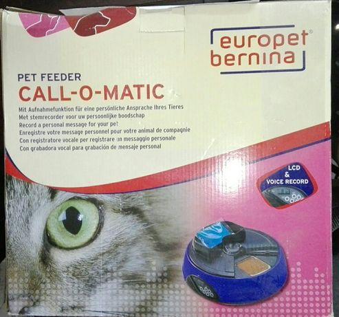 Alimentador automático para cães/gatos
