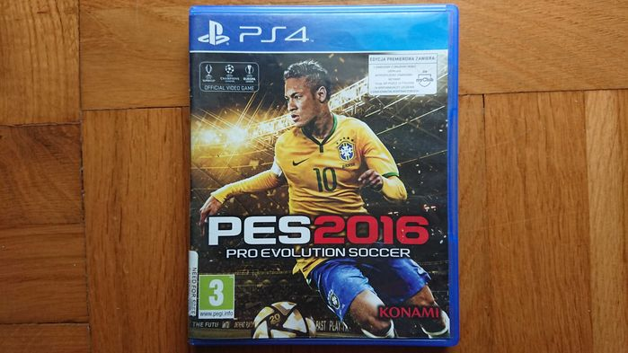 PES 2016 Pro Evolution Soccer PS4 Elbląg - image 1
