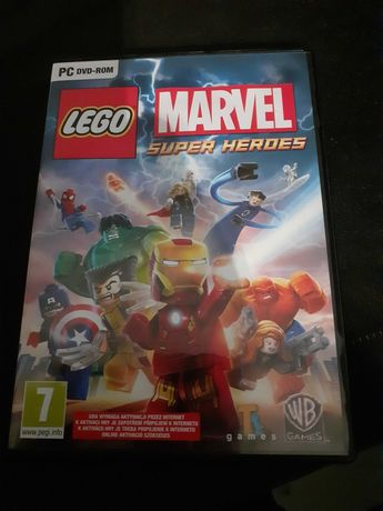 Gra PC Marvel Super Heroes