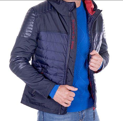 Куртка Giorgio di Mare. 52. Италия.