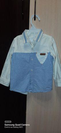 Детская нарядная рубашка