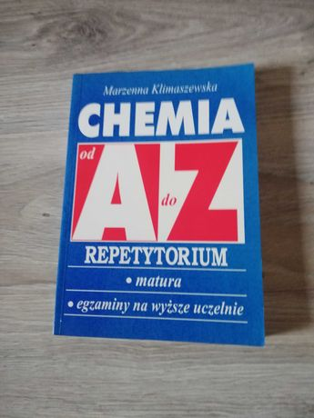 Repetytorium maturalne chemia