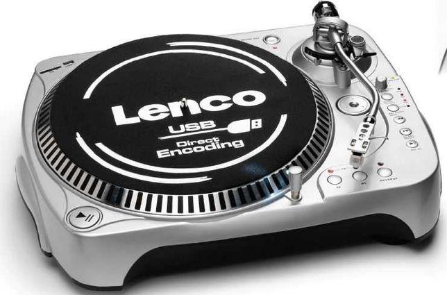 Gramofon DJ- LENCO L-81  Professional  z USB+SD +wzmacniacz i korektor
