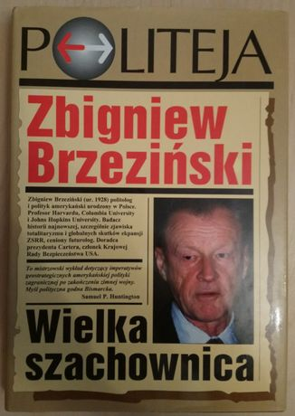 Zbigniew Brzeziński, Wielka szachownica [geopolityka]