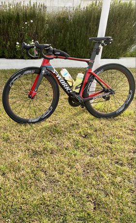 Bicicleta Specialized S-Works Venge Vias estrada