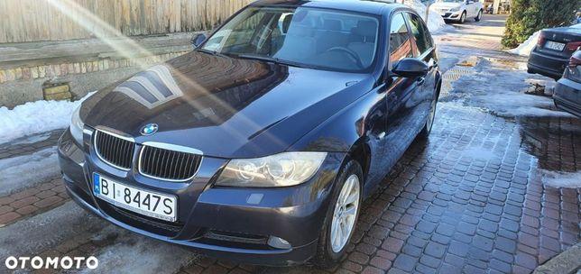 BMW Seria 3 BMW E90 318i salon Polska uszkodzony silnik