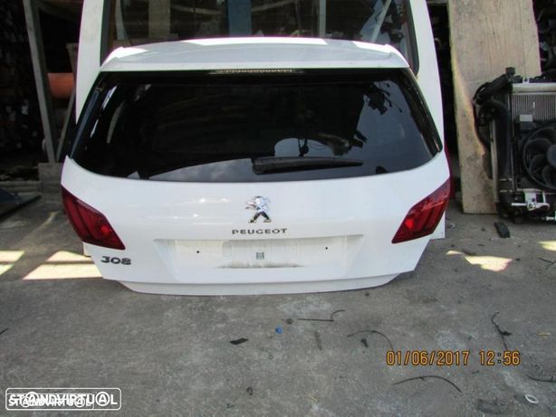 Porta da Mala Peugeot 308