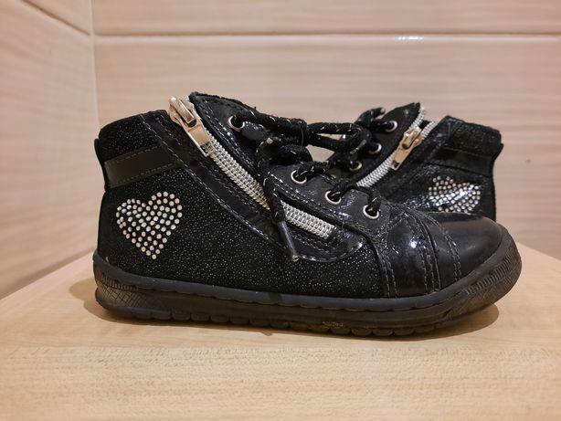 Шкіряні черевички Lasocki 26 розмір для дівчинки.
