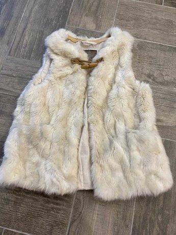 шикарная жилетка с карманами ZARA 6-8 лет
