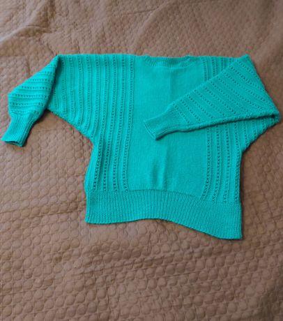 Ciepły sweterek M