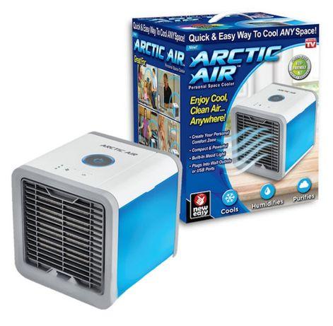 Мини кондиционер ARCTIC AIR Turbo, Портативный охладитель воздуха
