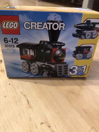 Klocki Lego Creator 31015 3w1 Lokomotywa