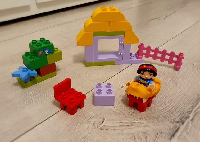 Lego Duplo Królewna Śnieżka