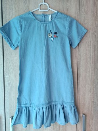 Sukienka Coccodrillo 134 rozmiar