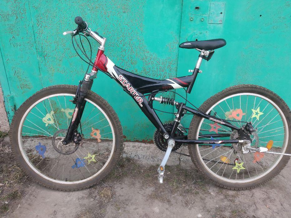 Горный Велосипед STARTER