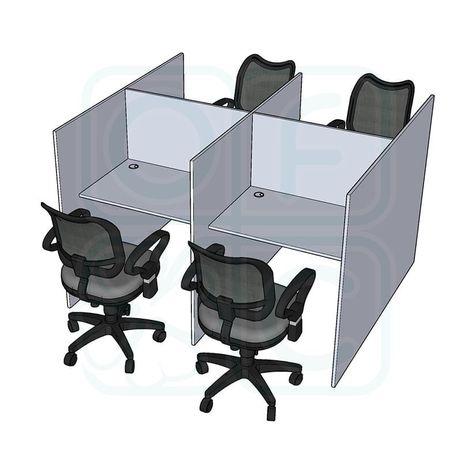 Столы компьютерные под колл центр
