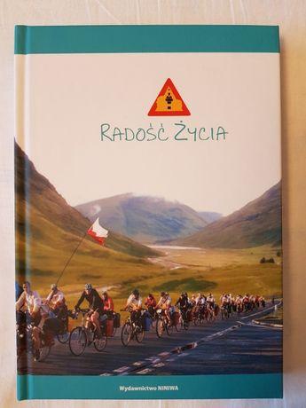 3 Nowe Książki ! Wyprawy rowerowe o. Tomasza Maniury