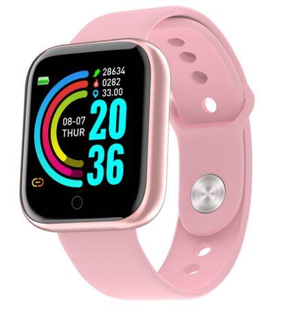 Relógio inteligente - Smartwatch para mulher