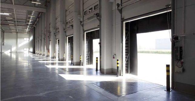 Ostrołęka -  nowoczesna hala klasy  A o powierzchni 10.000 m2