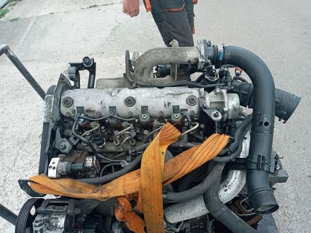 Двигатель Renault Trafic 1.9 dci F9K F9A F9Q Laguna, Vivaro мотор Рено