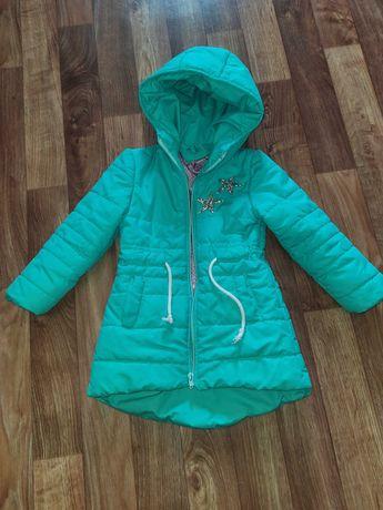 Курточки 98 для девочки