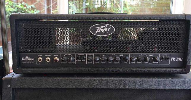 Amplificador a válvulas Peavey Valveking 100H