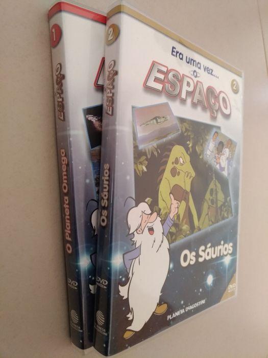 2 DVDs «Era uma vez o Espaço Avenidas Novas - imagem 1